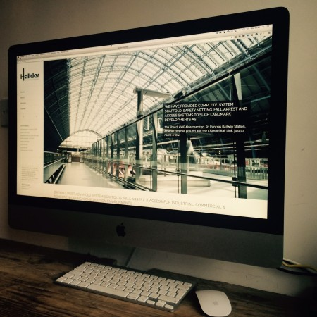 White Earth Design-Web design_Oxfordshire_SEO_website_organic_optimisation_HALLDER