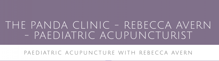 PAEDIATRIC ACUPUNCTURE WITH REBECCA AVERN